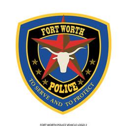 Ft. Worth Police Logo