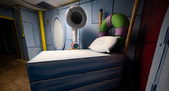 Spongebob Bedroom