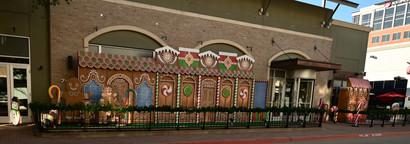 Gingerbread Shops