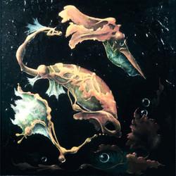Pelican with Scopophobia