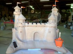 4' Sand Castle