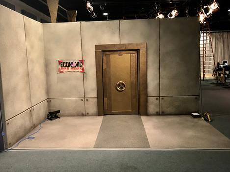 Economic War Room Vault