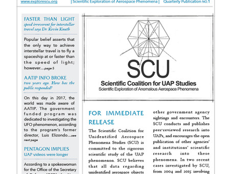 The SCU Review - Volume 1.1