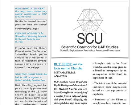 The SCU Review - Volume 1.2