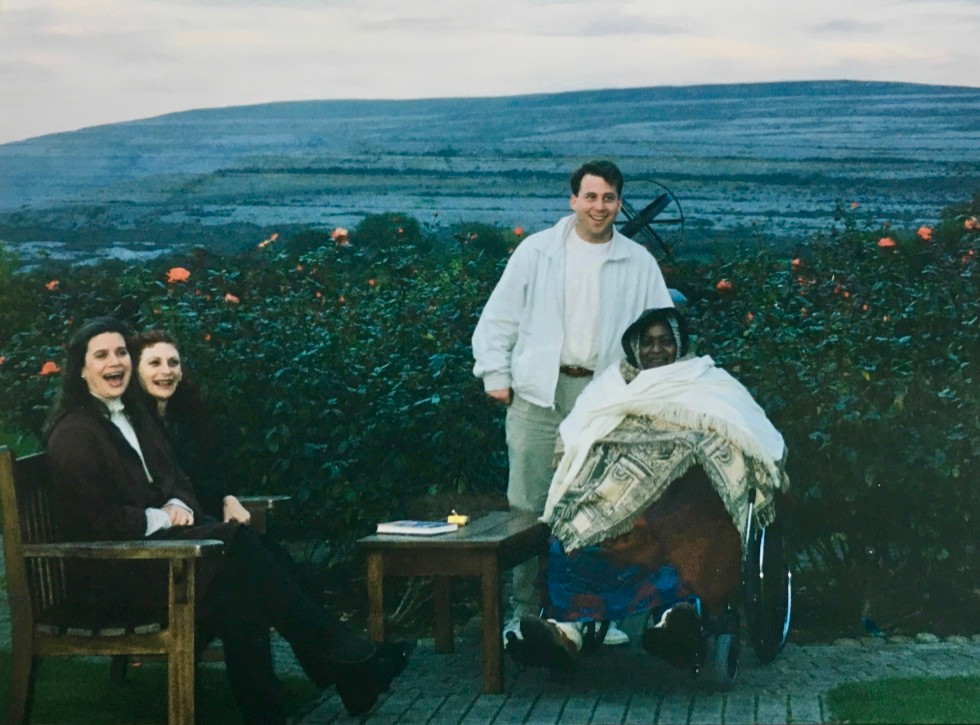 Millenium Ireland Journey Oct 1999