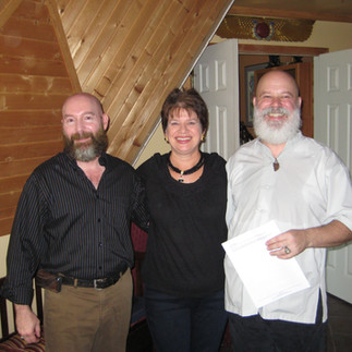 Ivo Dominguez jr, Aeptha and Michael Smith