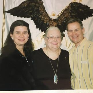 Aeptha, Dolores Ashcroft-Nowicki and Eushahn