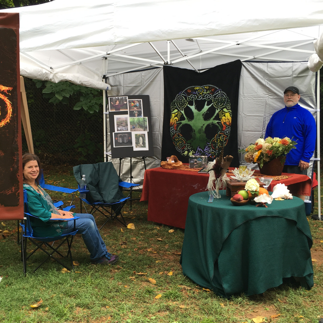 Piedmont Pagan Pride panel discussion, Belmont, NC 20