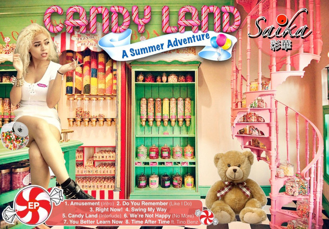 """""""Candy Land"""" EP Available Now!"""