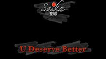 """New Single """"U Deserve Better"""" Website Exclusive!"""