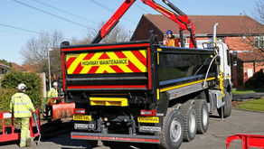 Professional and reliable grab hire services in Watford