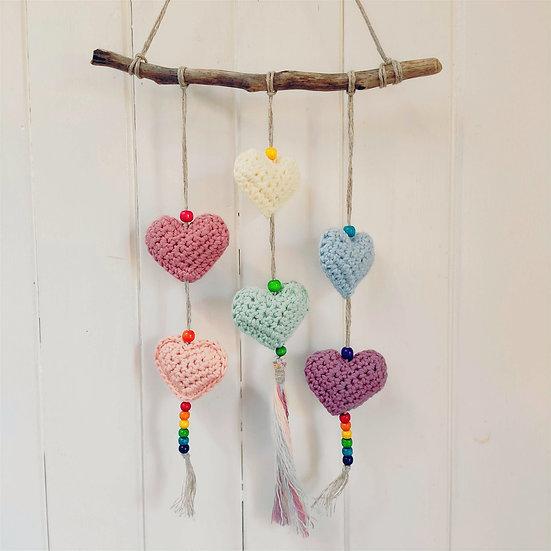 Natural NurseryWall Hanging