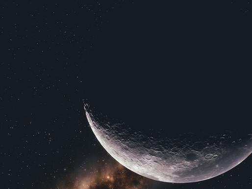 מולד הירח באריה. תחזית קרובה 14.8 - 20.8