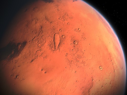 מאדים נכנס לנסיגה. תחזית קרובה 9.9 - 17.9