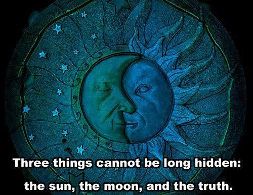 שמש וירח - המאור הגדול והמאור הקטן