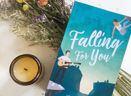 Falling for You will be available on Kindle Unlimited Mid-August