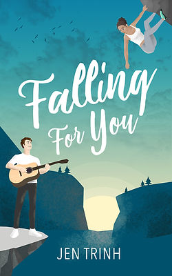 Falling for You book cover