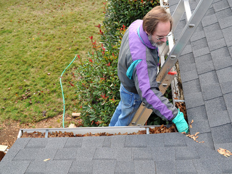 Gutter Cleaning Tips and Tools