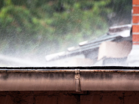 Make Sure Your Gutters Are Ready for Summer Storms