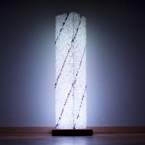 """Kristallilamp """"Sisemine rahu"""""""
