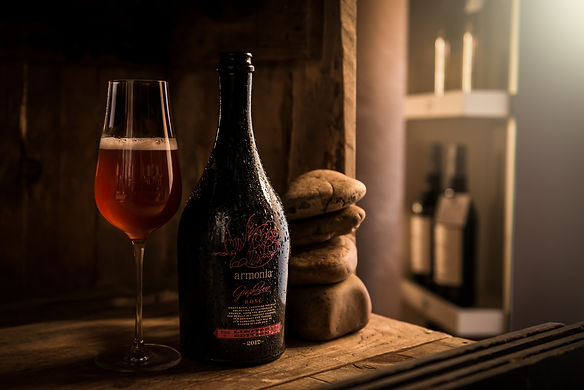 armonia Grape Beer origen terroir