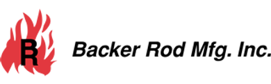 Backer Rod Mfg Logo