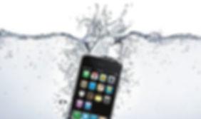 Wasserschaden iPhone Samsung Smartphone