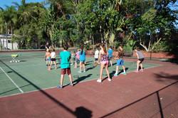 Ashmore Palms Holiday Village Tennis Cou