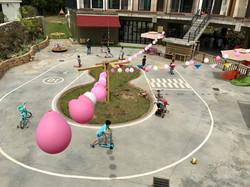 레이지마마 조랑말 광장