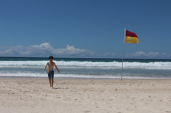 골드코스트 한달살기중 : 4월의 Broad Beach