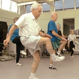 Двигательная активность для пожилых