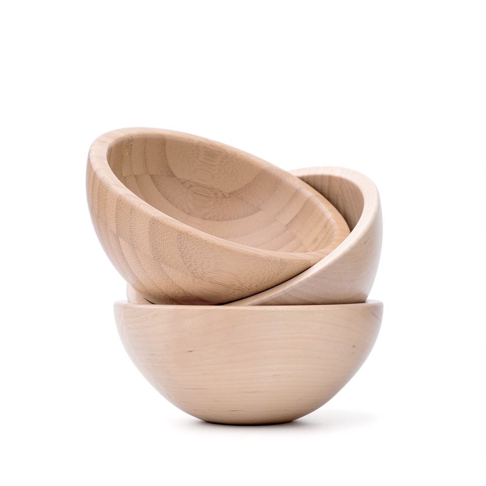 Three-Wooden-Bowls