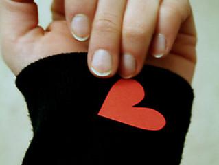 Wearing My Heart on my Sleeve