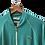 Thumbnail: Tracksuit jacket Lacoste vintage