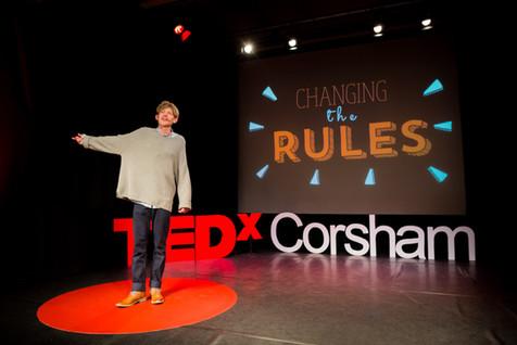 TEDxCorsham Jan 2018 Paul Blakemore (17)