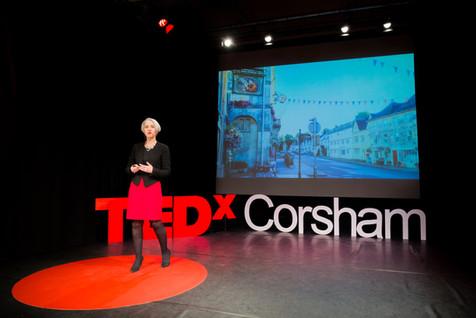 TEDxCorsham Jan 2018 Paul Blakemore (5).