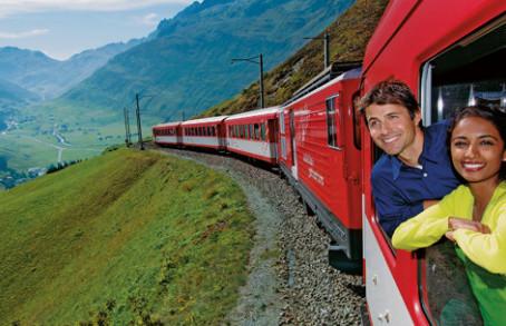 Бизнес-туризм железной дорогой