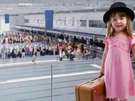 Что взять ребенку в поезд?