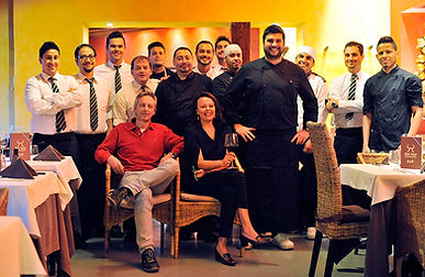 Ristorante Don Juan Staff