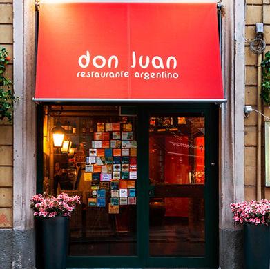 Ristorante Don Juan Milao