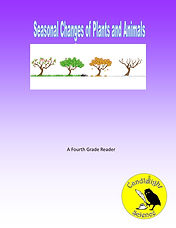 Seasonal Changes of Plants and Animals f