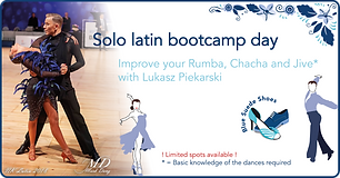 Solo Latin Bootcamp
