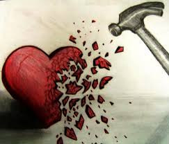The Art of Letting Go: SHATTERED HEART