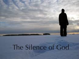 The Art of Letting Go: IN THE SILENCE