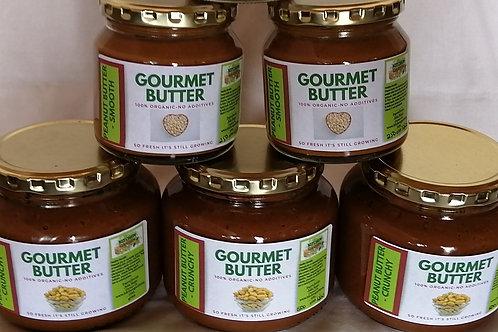 Gourmet Peanut Butter 250g From