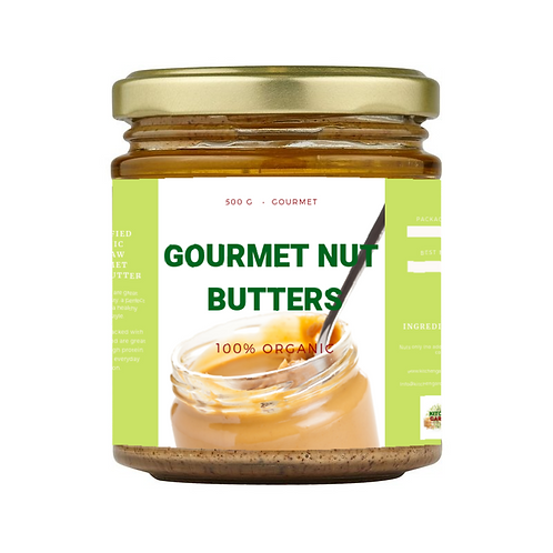 Gourmet Nut Butters 250g From