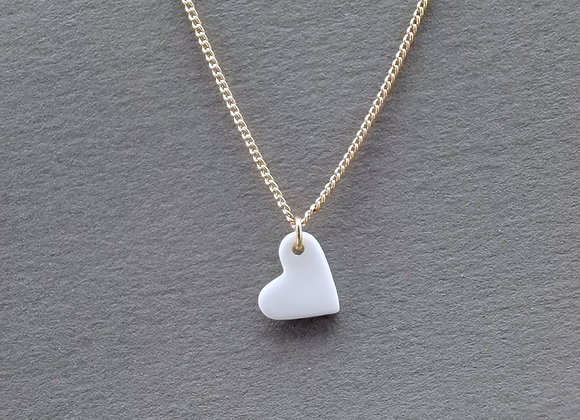 Collier Charms coeur