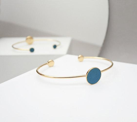 Bracelet Dots Game cuir