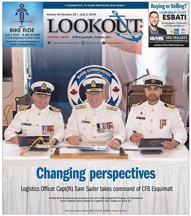 Lookout Newspaper