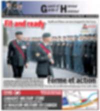 DND Ottawa Military Newspaper